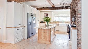 Hand-Built Kitchens