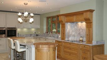 Hand Made bespoke Kitchens.