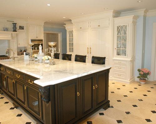 Kitchen Cabinet Moulding Ideas | Houzz