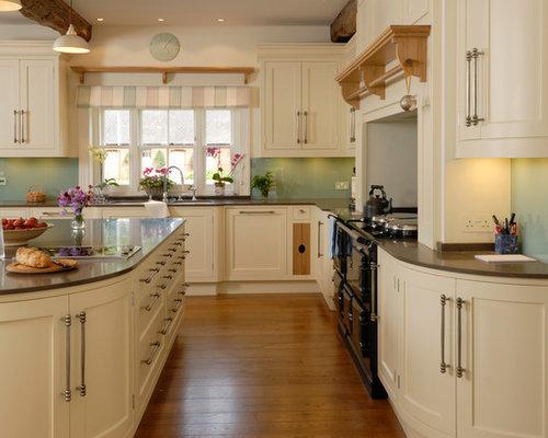 curved kitchen cabinet houzz