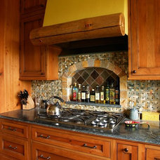 Traditional Kitchen by Semmes & Co. Builders, Inc