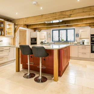 Handcrafted traditional bespoke kitchen design