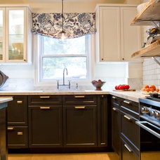 Traditional Kitchen Cabinetry by AyA Kitchens and Baths