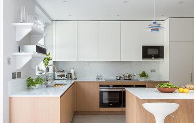 7 Reasons to Choose Handleless Kitchen Doors