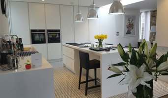 Handle-less Kitchen - Brentwood
