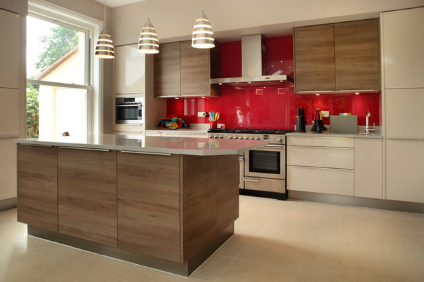 Contemporary Kitchen by Design A Space Kitchens, Bedrooms & Interiors