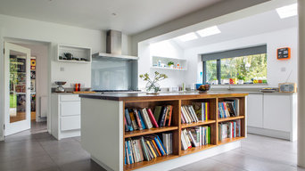 Handleless Kitchen, Buckinghamshire