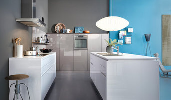 Handleless Kitchen - CHIARA-BG | LUNA