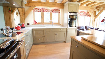 Handmade Bespoke Kitchen - Chesterfield 'Classic'
