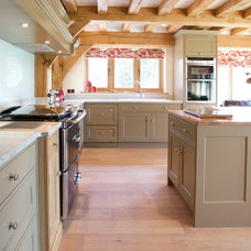 Traditional Kitchen by Baker & Baker Furniture