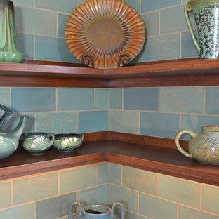 Handmade Ceramic Craftsman Kitchen
