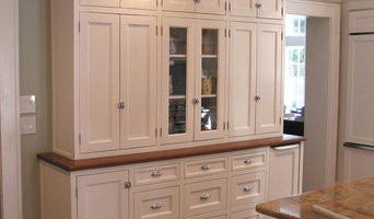 Handmade Kitchen Hutch