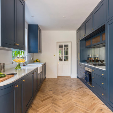 Handmade Kitchen in Crouch End, London