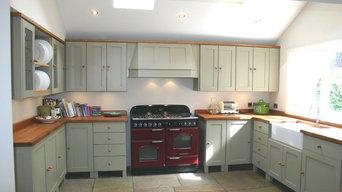 Handmade Shaker kitchen