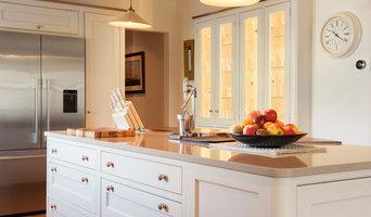 Handmade White Kitchen