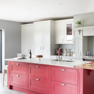 Handpainted In Frame Kitchen + Bedroom + Study
