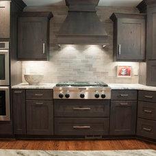 Transitional Kitchen by Terri Sears, Kitchen and Bath Designer