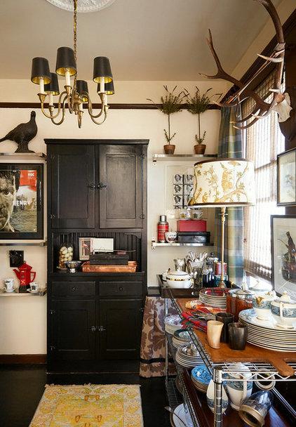 Traditional Kitchen by Scot Meacham Wood Design
