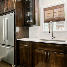 Transitional Kitchen by Hatfield Builders & Remodelers