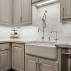 Sutton Place Traditional Kitchen New York By Fox