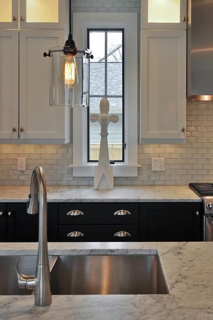 Traditional Kitchen by Dream Build Nashville