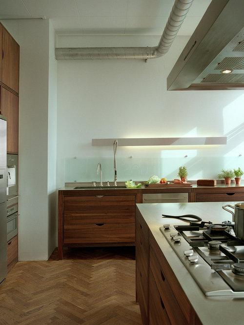 Industrial Home Design Ideas & Photos