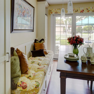 Happy-Go-Lucky kitchen, transitional