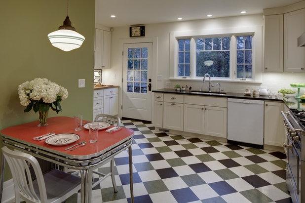 Clásico renovado Cocina by Tracey Stephens Interior Design Inc