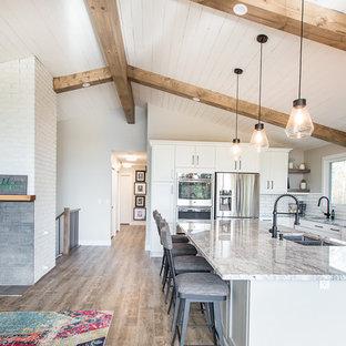 75 Most Popular Farmhouse Kitchen Design Ideas For 2019 Stylish