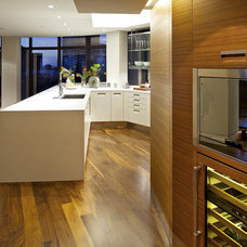 Contemporary Kitchen by Christian Rice Architects, Inc.