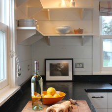 Farmhouse Kitchen by Justine Hand