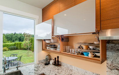 Kitchen of the Week: Storage and Style Galore