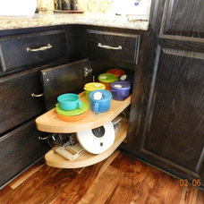 Farmhouse Kitchen by Carpet One Floor and Home