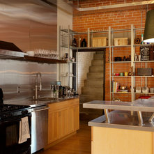 Industrial refinement an ideabook by kavya reddy for Amr helmy kitchen designs