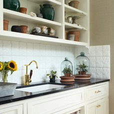 Traditional Kitchen by Fun House Furnishings & Design