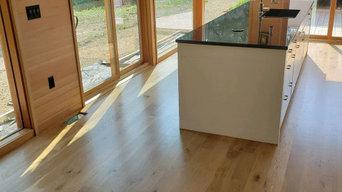 Hardwood Flooring and Tile work
