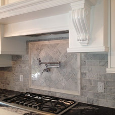 Traditional Kitchen by Hardwood Floors & More