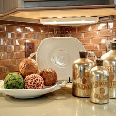 Eclectic Kitchen by Robin Straub