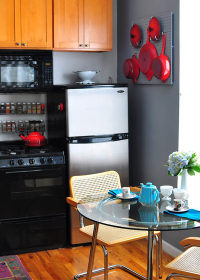 Eclectic Kitchen by Scheer & Co.