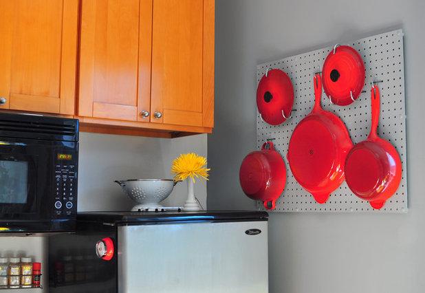 Pfannen aufhängen: die schönsten topfracks für die küche