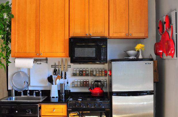 エクレクティック キッチン by Scheer & Co. Interior Design
