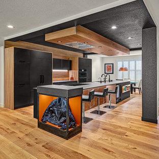 Ideas Para Cocinas Fotos De Cocinas Modernas Con Puertas De