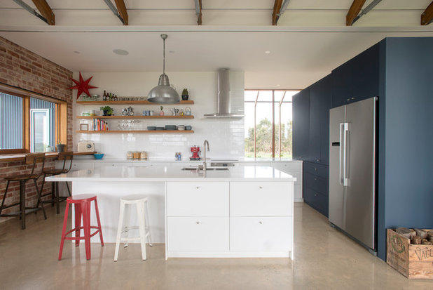 Contemporary Kitchen by Architecture In The Wild