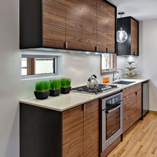 Contemporary Kitchen by Shelter | Architecture + Design