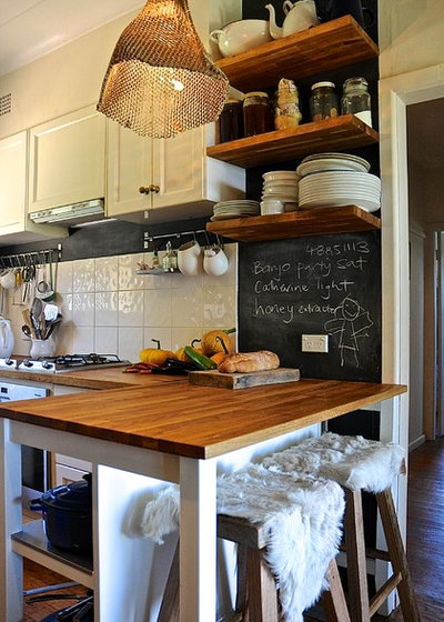 Stunning Rustic Kitchen by Luci D Interiors