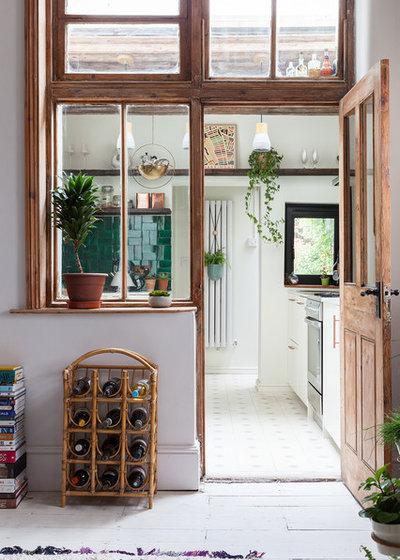 Eklektisch Küche by Emilie Fournet Interiors