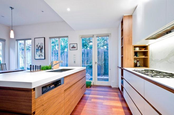 Contemporary Kitchen by Designs Australia