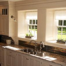 Farmhouse Kitchen by Sharon M. Gatt, ASID, NCIDQ