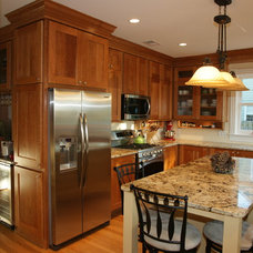 Traditional Kitchen by Remodeling & Restoration Services, LLC