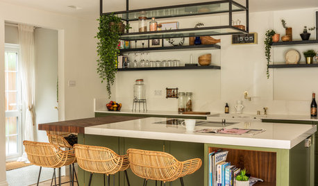 Room Tour: An Open-plan Extension Adds Space and Character
